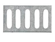 RACCORD PLAT INOX RUBAN – 20 mm – CHAPRON LEMENAGER