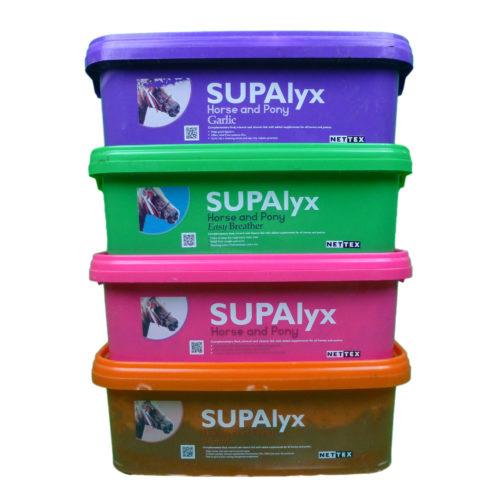 SUPALYX – Bloc minéral à lécher