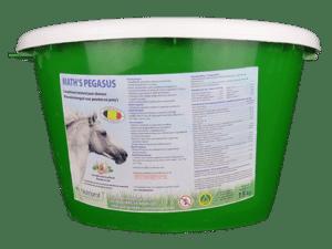 MATH'S PEGASUS – Complément minéral vitaminé très enrichi à l'ail