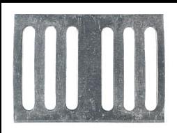 RACCORD PLAT INOX RUBAN – 40 mm – CHAPRON LEMENAGER